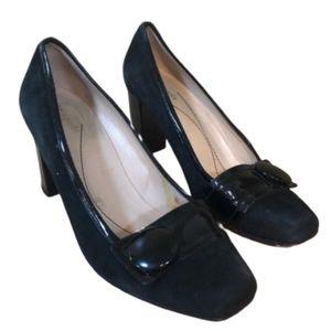 KATE SPADE Black Heels Size 7